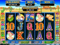 New Loose Caboose slot game