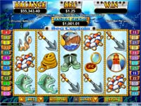 New Sea Captain slot game